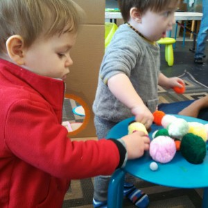 winter activities for toddlers in brooklyn at Eckford Street STudios