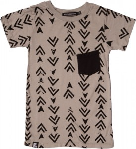 hipster kids clothes Arrows-SS-Pocket-Tee-SLATE