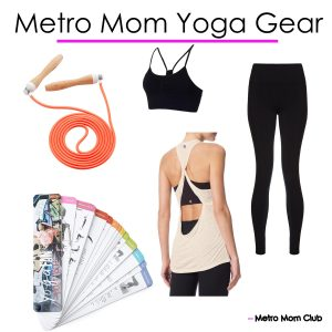 hipster mom yoga gear