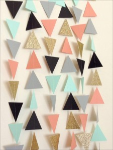 geometry trend geometric party garland 06285a04c1def