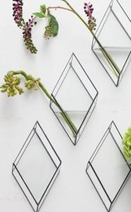 geometric planter geometry trend