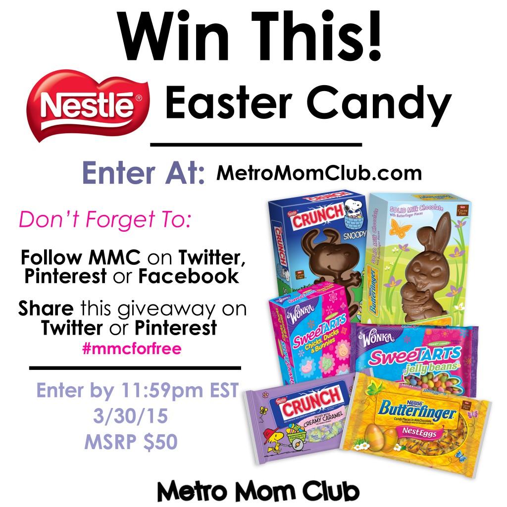 Nestle Easter Giveaway LG