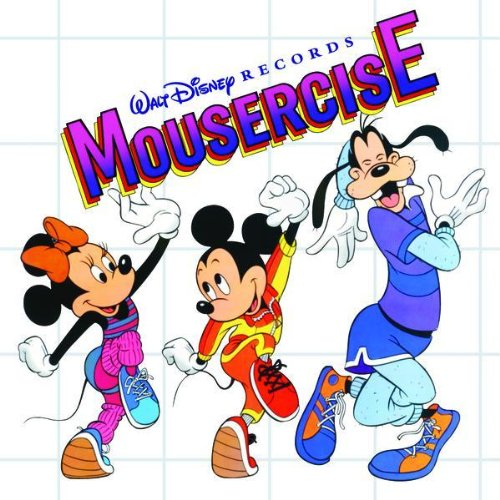 mousercise record cover