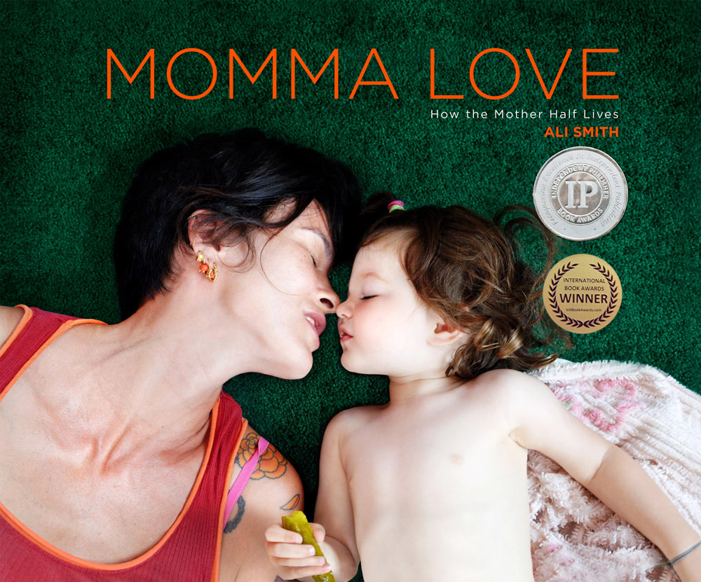 mom gift Momma Love Book