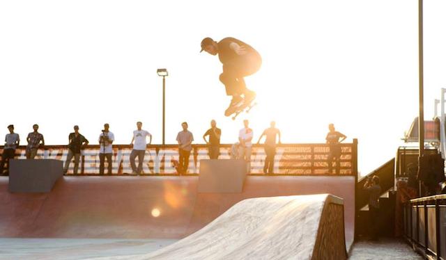 go skateboarding open space alliance of North Brooklyn Metromomclub friday reads