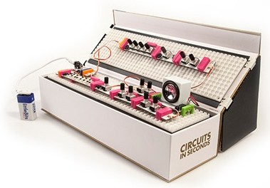 littleBits desky toy for dorky dads fathers day