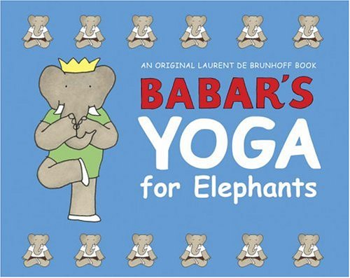 babar yoga for elephants