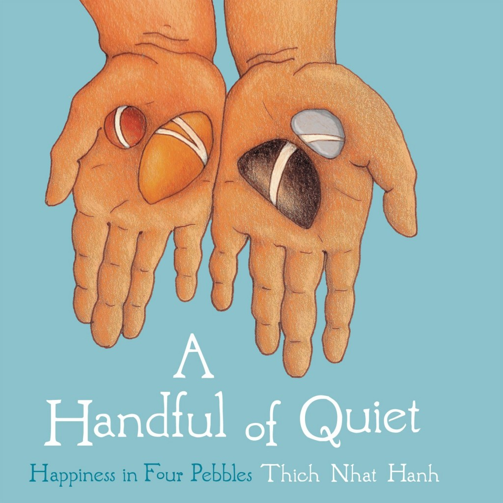 handful of quiet book