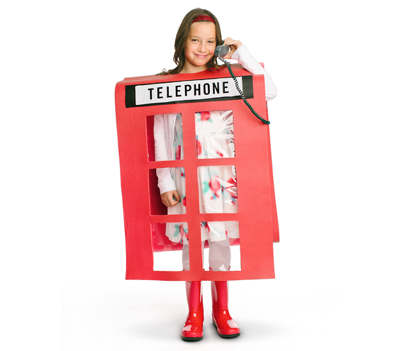 DIY kids costumes from real simple