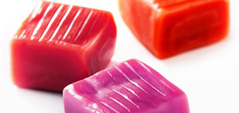 DIY fruit gummies