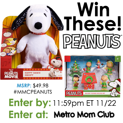 HAPPY DANCE SNOOPY Giveaway