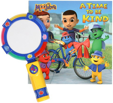 emotional IQ mood mirror and storybook moodsters giveaway