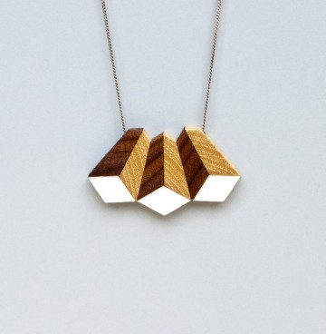 timber line jewelry handmade in the USA artisanal fine jewelry gift for women