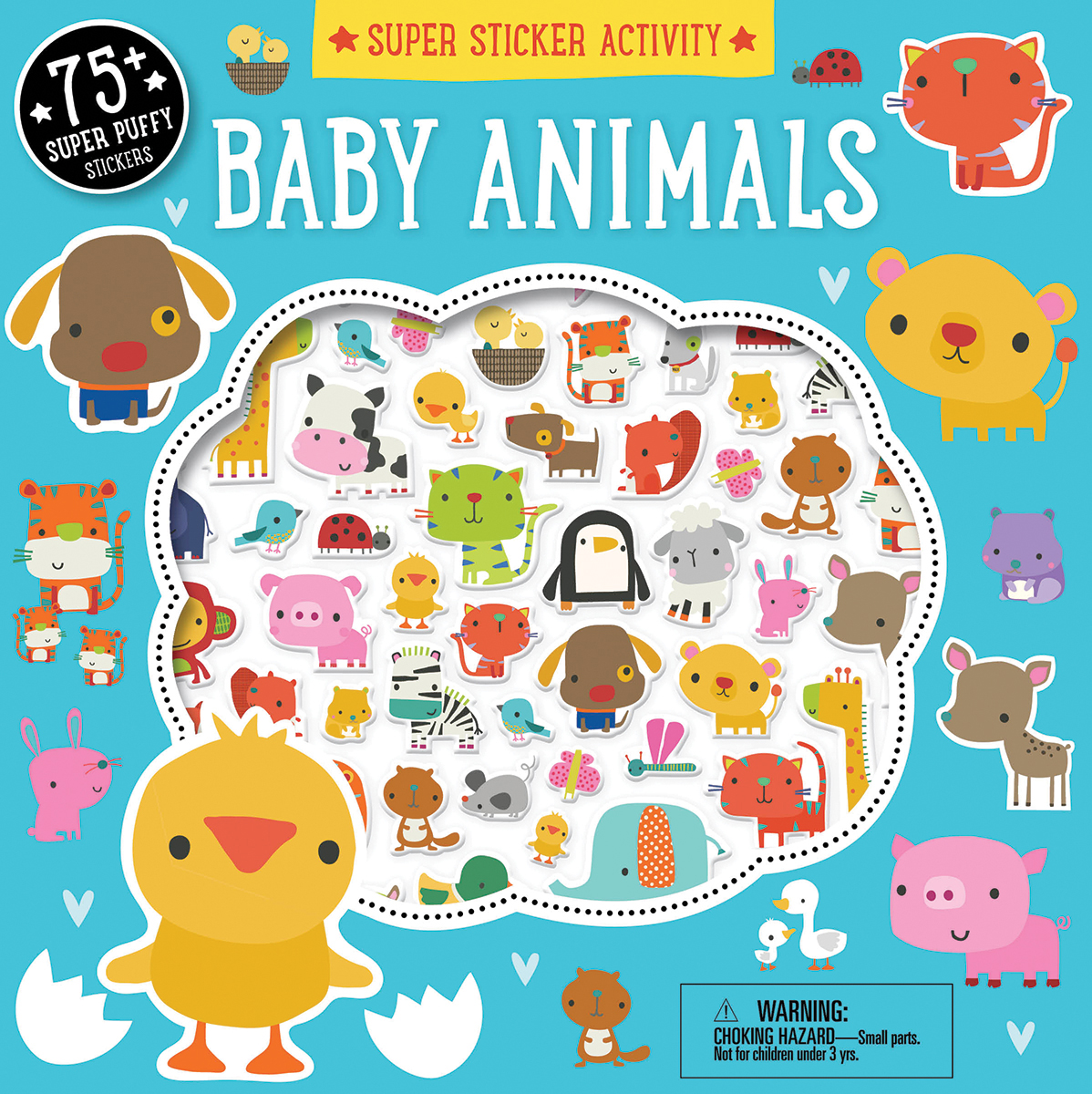 Sticker activity pages 3 animal town 1.00.16
