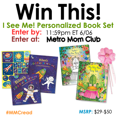 MetroMomClub I see me Giveaway SM
