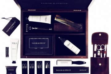 Tailor and spruce trove box