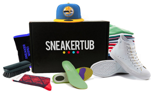 sneakertub rad fathers day gift box idea