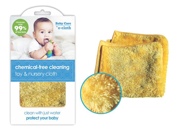 baby care by ecloth chemical free anti bacterial Toy & Nursery Cloth