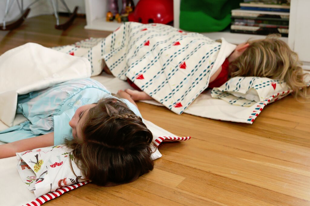 two-girls-using-enchanted-sleeping-bags
