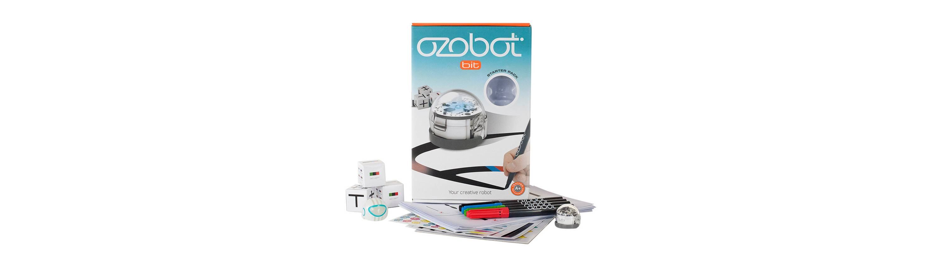 Ozobot Cool Robot Toys for Kids that Teach Coding ⋆ Metro Mom Club