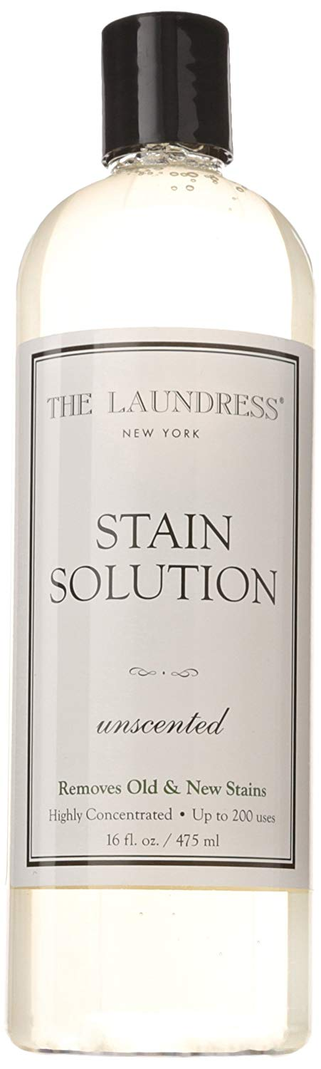 elevated laundry care stain solution
