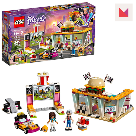Coolest Gifts for School Aged Kids 2018 Swagstravaganza lego-friends-drifting-diner-Giveaway