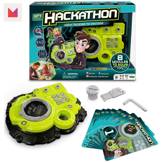 Coolest Gifts for School Aged Kids 2018 Swagstravaganza hackathon-game-Giveaway