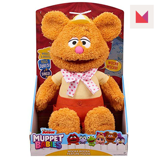 Coolest Gifts for School Aged Kids 2018 Swagstravaganza disney-junior-muppet-babies-fozzy-bear-Giveaway