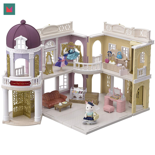 Awesome Gifts for Preschoolers 2018 Calico Critters Grand Department Store Giveaway swagstravaganza