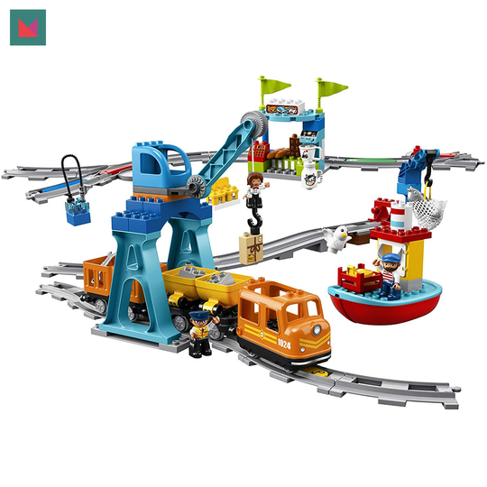 Awesome Gifts for Preschoolers 2018 Swagstravaganza DUPLO-Cargo-Train-Giveaway