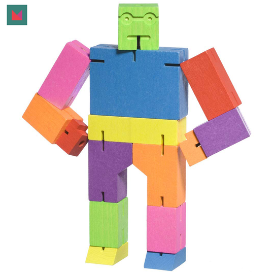Awesome Gifts for Preschoolers 2018 Swagstravaganza rainbow-cubebot-Giveaway