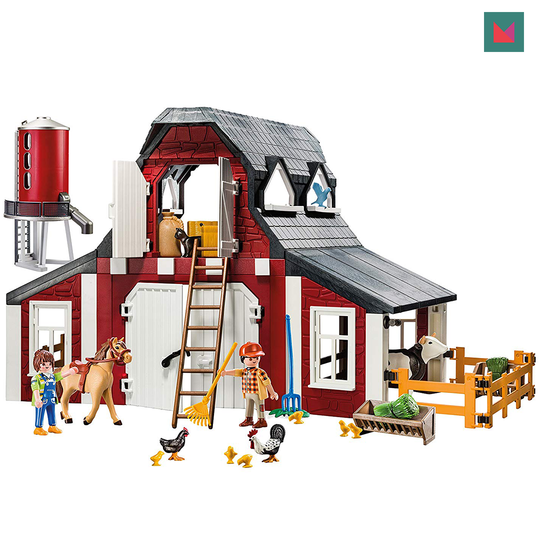 Awesome Gifts for Preschoolers 2018 playmobil barn giveaway swagstravaganza