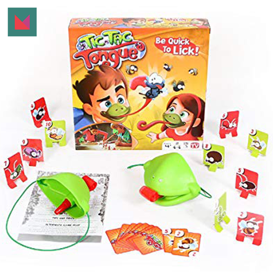 Awesome Gifts for Preschoolers 2018 Swagstravaganza Tic-Tac-Tongue-Giveaway