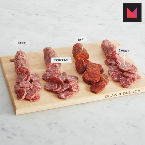 gifts that moms can give themselves salami sampler from dean and deluca