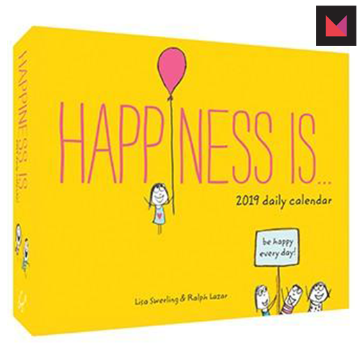 gifts moms can give themselves 2019 happiness calendar